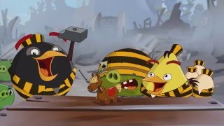Angry Birds Toons S3