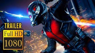 🎥 ANT-MAN (2015) | Full Movie Trailer in Full HD | 1080p