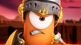 Funny Animated Cartoon   Spookiz Saving the Princess? 스푸키즈   Cartoon for Children