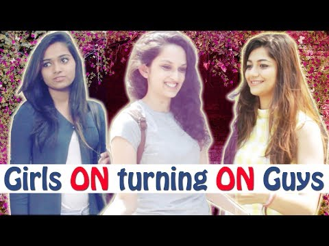 How to Turn Girl or Boy On? | Hot Girls Reactions | Super Desi People