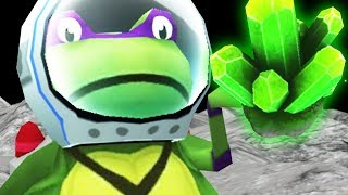 TEENAGE MUTANT NINJA TURTLE FROGS DISCOVER THE FINAL CRYSTALS - Amazing Frog - Part 109   Pungence