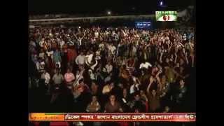 Morar Kokile - Momtaz - live Parfomance - Khudi gaan raj grand finial