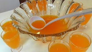 Betty's Pineapple-Orange Springtime Punch