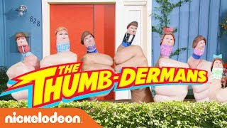 Music Monday: The Thumb-dermans Theme Song w/ (thumbs of) Kira Kosarin, Jack Griffo & MORE | Nick
