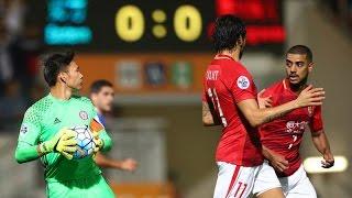 HIGHLIGHTS Eastern Long Lions vs Guangzhou Evergrande 香港东方vs广州恒大 | ACL2017 Round 5