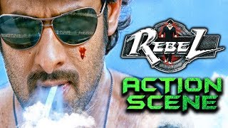 Rebel Best Action Scene | South Indian Hindi Dubbed Best Action Scene