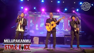 Style Voice - Melupakan Mu (Official Live Performance )