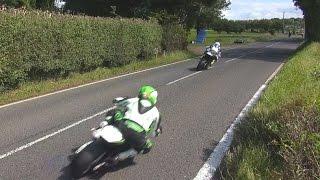 GUY MARTIN,140-Mph / 225-Kmh Exit✔ +Slo-Mo . Ulster_GP ♣ N.Ireland . ✔ isle of man tt type race