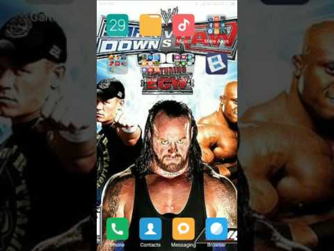 wwe svr 2008 game on 40MB download any android device in Hindi