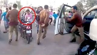 ANGRY Salman Khan FIGHTS & Beats Bikers For Following Him!
