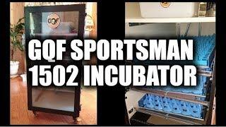 Incubator   GQF Model 1502 Sportsman