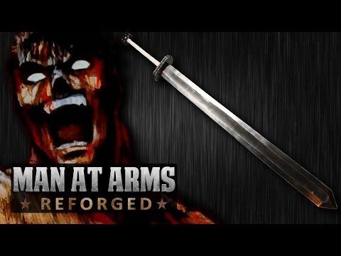 Guts Pre Dragonslayer Sword Berserk MAN AT ARMS REFORGED