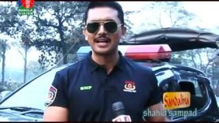 Dhaka Attack 2016 Bangla Movie Shooting Ft  Arifin Shuvoo   Mahi HD BDMusi