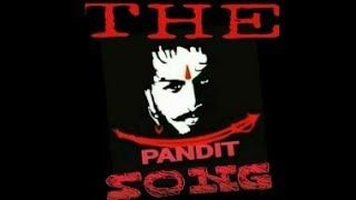 The pandit song Jai brahman jai parsuram sunA diya itihaas agar to thar thar thar kaapoge at ayodhya