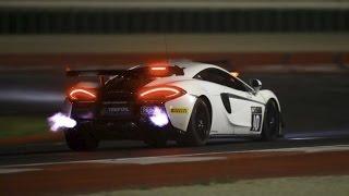 GT4 European Series | Misano 2017 |  Race #2 |  Csaba Mor |  McLaren 570S GT4 onboard