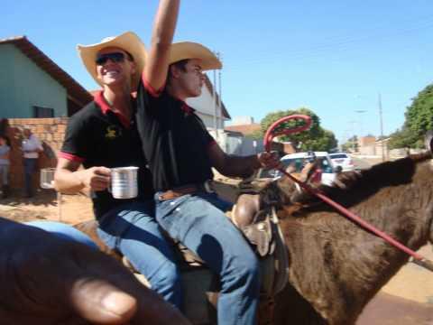 Comitiva BRSeS - Cavalgada da Pecuaria Santa Rita -GO