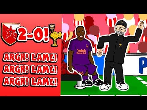 Xxx Mp4 😱2 0 RED STAR Vs LIVERPOOL 😱 ARGH LAME ARGH LAME ARGH LAME Parody Goals Highlights 3gp Sex