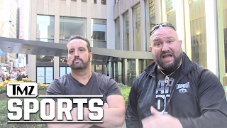 SHANE MCMAHON WOULD CRUSH IN UFC.. Say WWE Legends | TMZ Sports