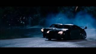 Rapido y Furioso: Reto Tokio | Carrera 7 Muscle car VS Japanesse Car