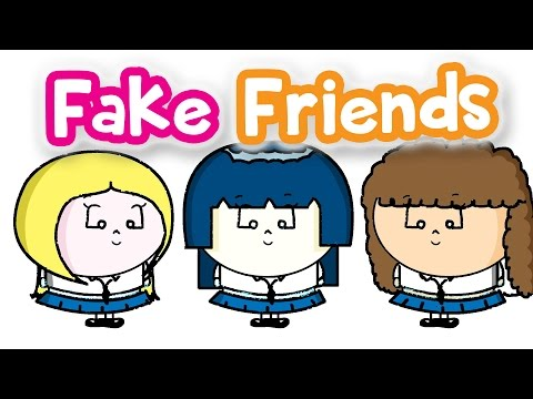 watch How to Deal with Fake Friends