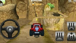 OFFROAD TRUCK DRIVING MOUNTAIN CLIMB GAME | Android Gameplay FHD - Free Games Download - Racing Game