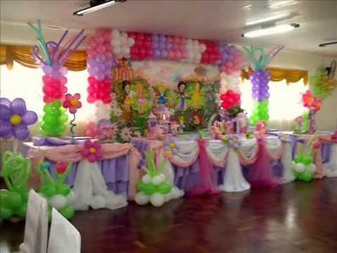 decoração de festa infantil suzy festa jo o.bs
