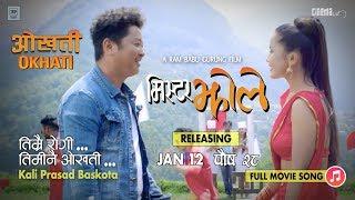 Mr Jholay   Okhati Full Video Song   Dayahang Rai   Deeya Pun   Pravin Khatiwoda