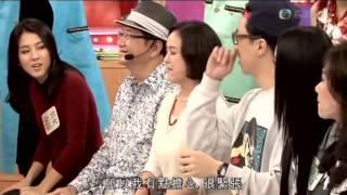 王敏奕Venus Wong @ 2013.11.13 東張西望 - 超級無敵獎門人終極篇錄影