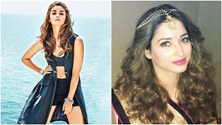 Alia On Comparison With Madhuri | Tamannah Believes In All Work & No Play