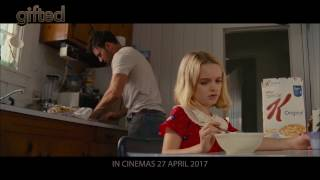 Gifted Trailer #2 | In Cinemas 27 April