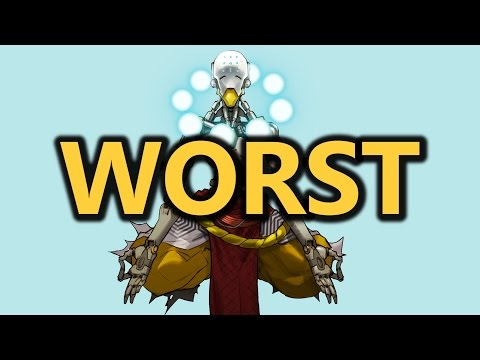 Zenyatta: The Worst Hero (Overwatch)
