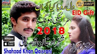 chain Milda Nahi - Shahzad Khan Qaisrani -New Saraiki Sad song 2018