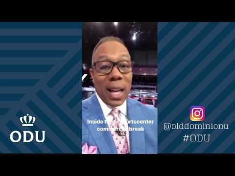 Xxx Mp4 ODU Instagram Story ESPN Anchor And ODU Alumnus Jay Harris 3gp Sex