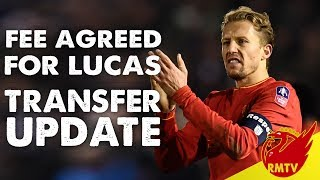 Fee Agreed For Lucas | #LFC Daily News LIVE