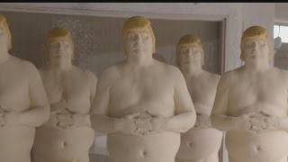 Who Is The Sculptor Behind The Infamous Naked Donald Trump Statues