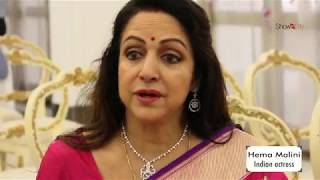 Hema Malini (Bollywood Actress) is sharing her exciting journey of Bollywood career.