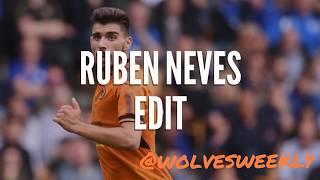Ruben Neves - Goals,Skills,Passing