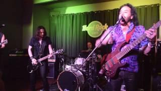 Marco Mendoza, Hole In My Pocket Hard Rock Cafe Glasgow February 2017