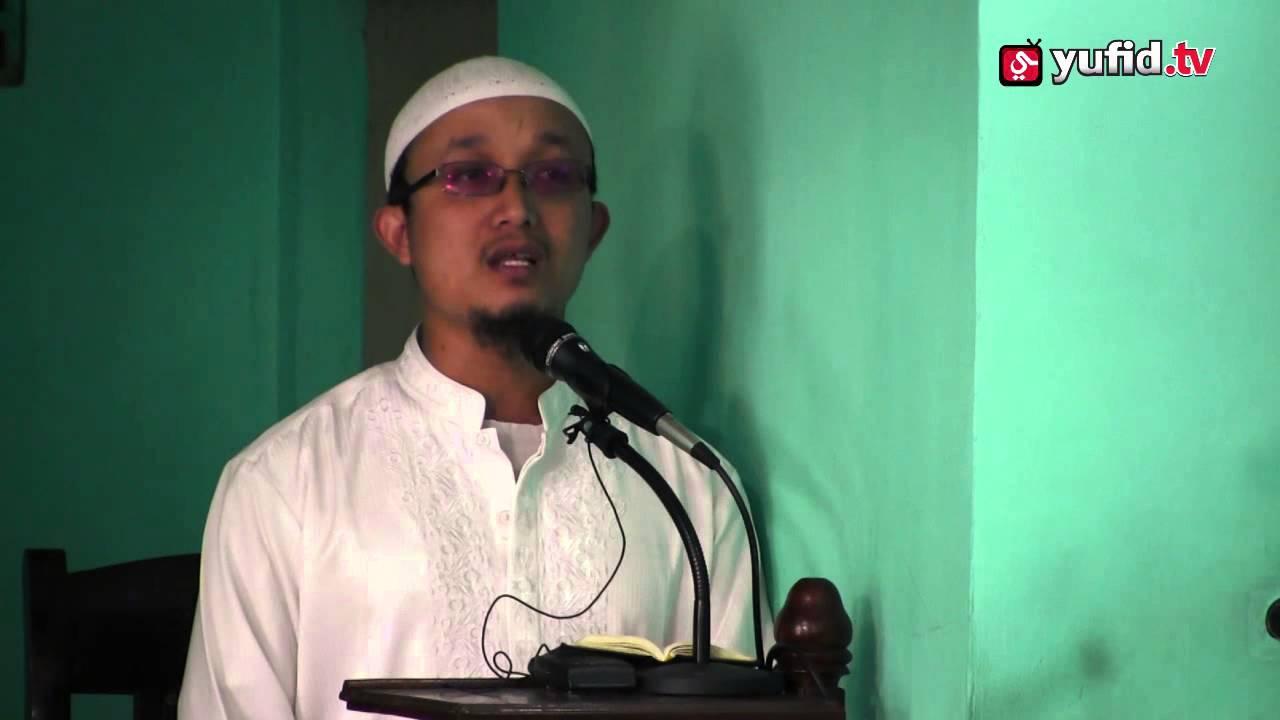 Ceramah &  Khutbah Jumat: Memilih Teman Baik - Ustadz Aris Munandar
