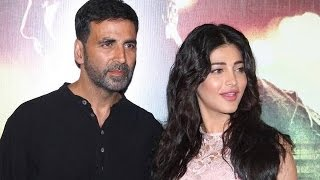 Akshay Kumar Is My FAVORITE Co Star - Shruti Hassan