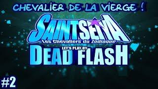 [FR|HD] Let's Play : Saint Seiya Online Ep02 : Chevalier de la Vierge !
