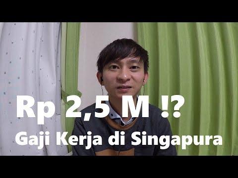 Gaji Kerja di Singapura - Rp2,5 Miliar per Tahun?!   Tentang Singapura