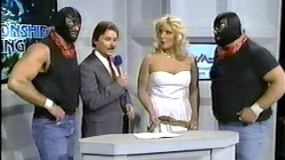NWA World Championship Wrestling 5/3/86