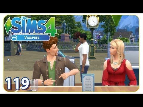 Bezaubernd in Rot #119 Die Sims 4: Vampire - Let's Play