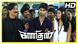 Kanithan Tamil movie | Climax Scene | Che Guevara Song | Tarun dead | Atharva | End Credits