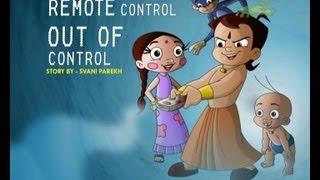 Chhota Bheem - Remote Control Out of Control