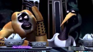 Kung Fu Panda El Festival De Invierno Español Latino 2/2 [3D-HD]