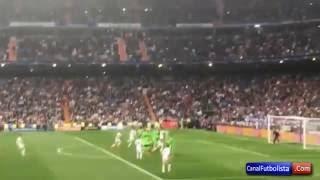 Le magnifique coup franc de Cristiano Ronaldo face au Sporting