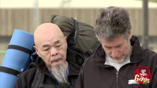 Young Japanese Girl Turns Into Old Man - Just For Laughs Gags