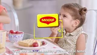 Get your kids to eat healthy food شجعوا أولادكم على الأكل الصحي